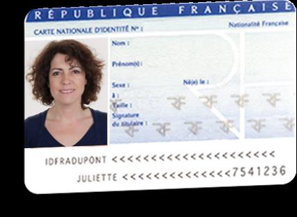 pièces fournir pour carte identité
