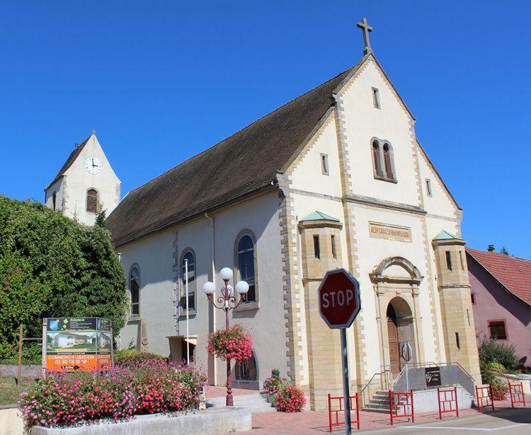 Paroisse catholique Saint Gall