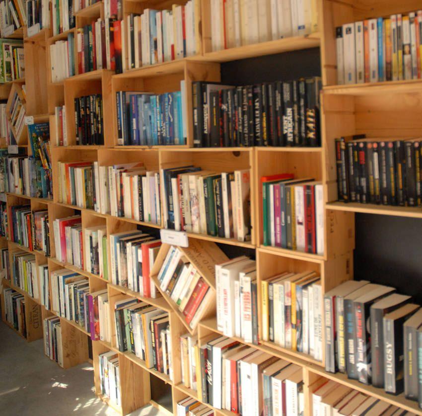 interieur bibliolib